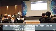 Robôs colaborativos IEP Instituto de engenharia do Parana 2016