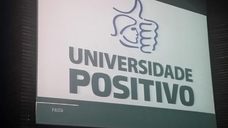 Palestra na Universidade Positivo