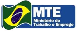 MINISTÉRIO DO TRABALHO – MTE