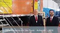 Feira Mecânica São Paulo 2016 Anhembi