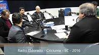 Rádio Eldorado Criciúma 2016