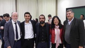 Unidade móvel I.A.R ® na UNIMEP com palestra do Prof. Rogério Vitalli