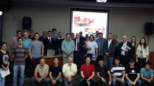 Palestra no Instituto de Engenharia do Paraná - IEP 2015